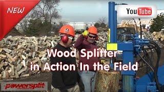Best Wood and Log Splitter Maker