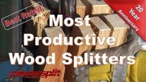 %name most productive wood spliter