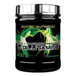 חומצת אמינו גלוטמין – L-Glutamine מבית Scitec