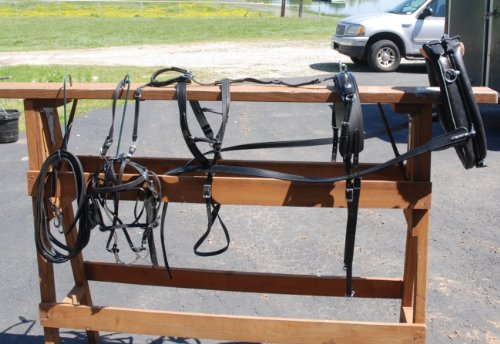 Amish-Beta-Miniature-Horse-Harness-with-Collar-Hames-0-0
