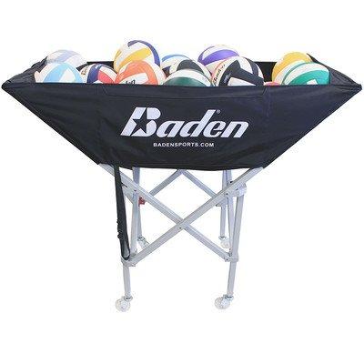 Baden-CBC-200A-Perfection-Hammock-Volleyball-Cart-Gunmetal-Grey-0