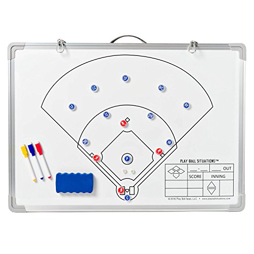 Baseball-Situations-Coaches-Board-Dont-Just-Tell-Them-Show-Them-Play-Smarter-This-Season-Best-Magnetic-Dry-Erase-Softball-Training-Tool-Aids-In-Teaching-Defensive-Lineup-Skills-Drills-0