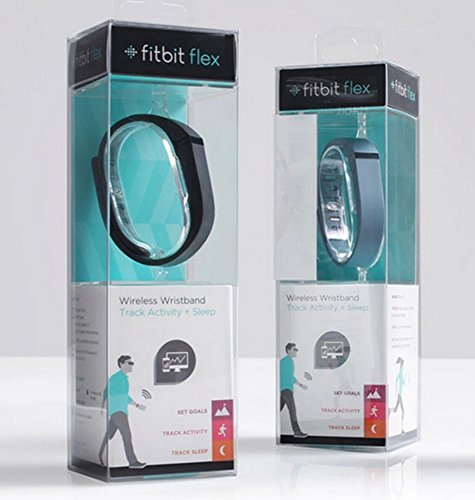 Black-Friday-Big-Sale-Waterproof-Fitbit-Flex-Wireless-Activity-Sleep-Wristband-with-Two-Sizes-of-Replacement-Wristband-0-0