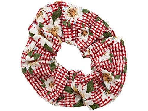 Bulk-Buys-Garden-Floral-Hair-Twister-Set-of-96-0