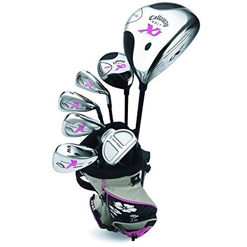 Callaway-XJ-Junior-11-Piece-Girls-Golf-Club-Set-9-12-Years-Old-Left-Hand-0-0