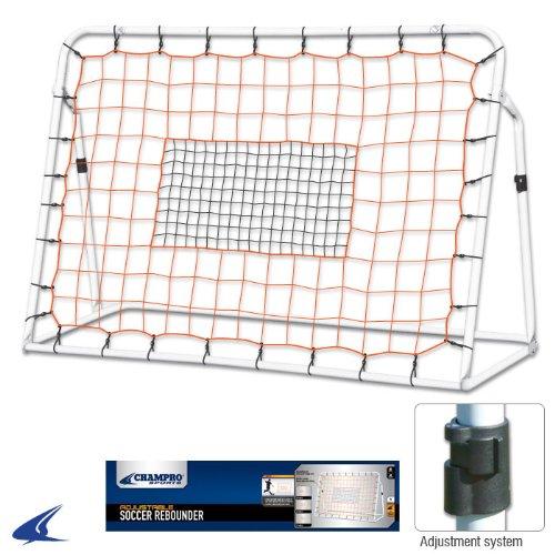 Champro-Adjustable-Soccer-Rebounder-White-Medium-0