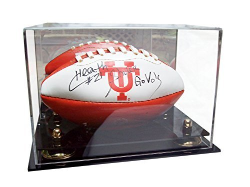 Deluxe-Acrylic-Collectible-NCAA-NFL-Mini-Football-Display-Case-with-UV-Protection-0