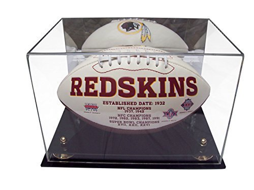 Deluxe-Acrylic-Full-Size-NCAA-NFL-Pro-Collectible-Football-Display-Case-with-UV-Protection-0