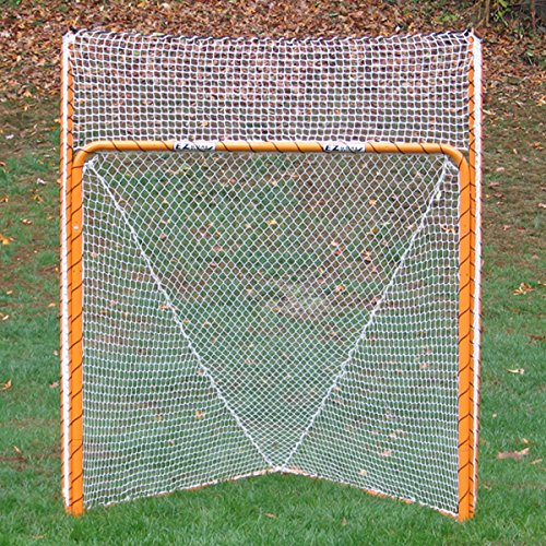 EZGoal-Lacrosse-Folding-Goal-with-Backstop-and-Targets-Orange-0-1