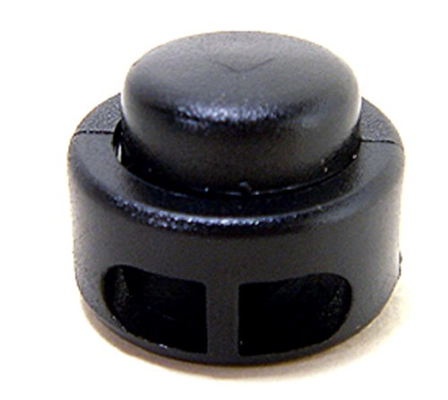 FMS-Double-Hole-Kettle-Drum-Cord-Lock-Plastic-Spring-Stop-Toggle-Stoppers-0