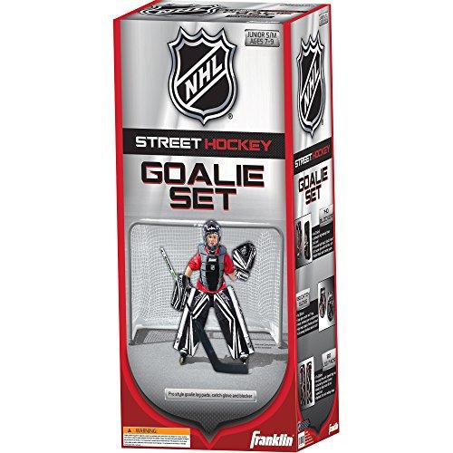Franklin-Sports-NHL-Junior-SX-Comp-100-Goalie-Set-SmallMedium-0-0