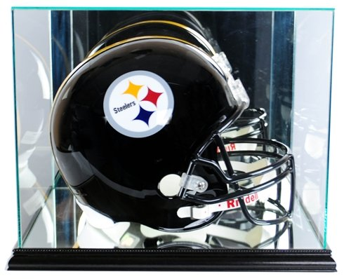 Full-Size-Football-Helmet-Display-Case-Glass-Top-with-Black-Base-0