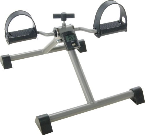 Golds-Gym-Folding-Upper-and-Lower-Body-Cycle-with-Monitor-by-Golds-Gym-0