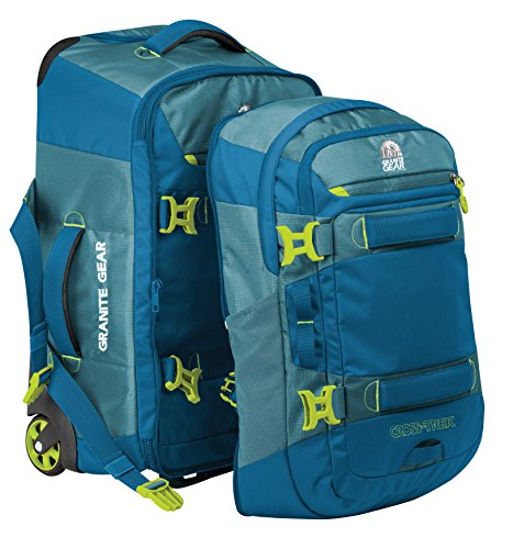Granite-Gear-Cross-Trek-Wheeled-Carry-On-with-Removable-28L-Pack-0-0