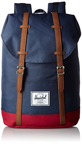 Herschel-Supply-Co-Retreat-Backpack-Raven-CrosshatchBlack-Rubber3M-Insert-One-Size-0