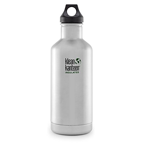 Klean-Kanteen-Classic-Insulated-Stainless-Steel-Bottle-With-Loop-Cap-0