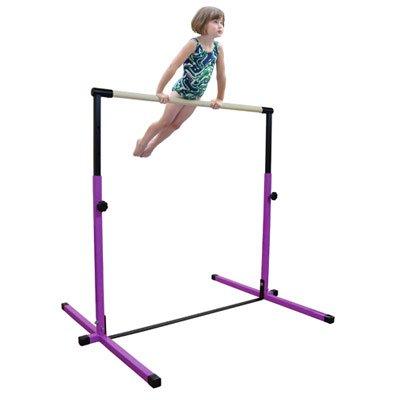 Purple-Junior-Adjustable-Horizontal-Bar-0