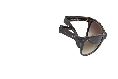 Ray-Ban-RB4105-Folding-Wayfarer-Square-Sunglasses-0-1