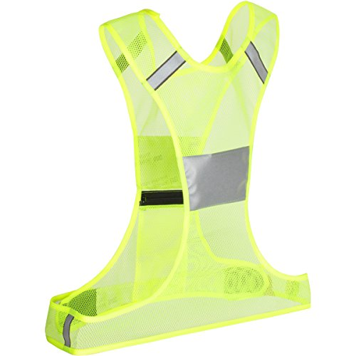 Reflective-Vest-for-Running-or-Cycling-including-LED-Safety-Slap-Armband-Men-and-Womens-Reflective-Running-Vest-for-Jogging-Biking-Walking-Reflective-Running-Gear-by-GitFit-Sports-0-0