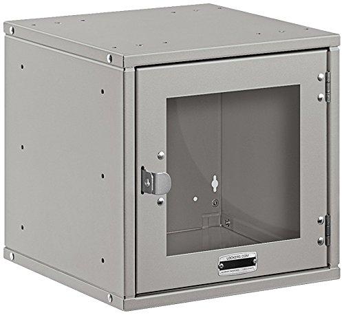 Salsbury-Industries-Modular-Locker-with-Window-Door-12-Inch-Gray-0