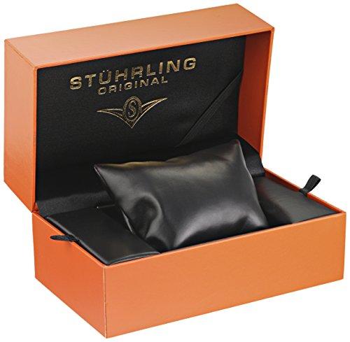 Stuhrling-Original-Aquadiver-Regatta-Mens-Black-Watch-Quartz-Analog-Swim-Sports-Watch-Black-Dial-Date-Display-Waterproof-Watch-Luminous-Professional-Dive-Watch-with-rubber-Strap-70601-0-1