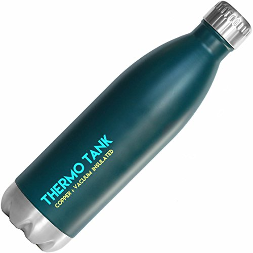 Thermo-Tank-Insulated-Stainless-Steel-Water-Bottle-Ice-Cold-36-Hours-Vacuum-Copper-Technology-25-Ounce-0