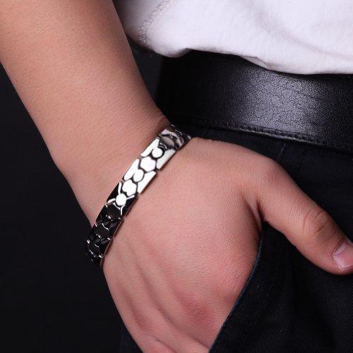 Titanium-Power-Healing-Magnetic-Bracelet-Wristband-Balance-Energy-Body-w-Box036-0-0
