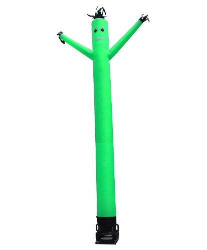 Torero-Inflatables-Air-Dancer-Tube-Man-Inflatable-Green-20-Feet-0-0