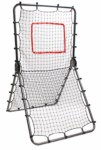 Trigon-Sports-Multi-Sport-Net-Pitch-Back-Screen-Rebounder-Gray-0