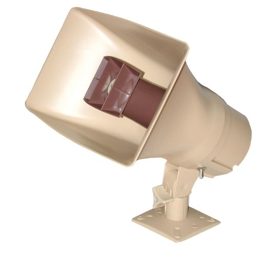 VALCOM-VC-V-1038-30Watt-1Way-Paging-Horn-Beige-0