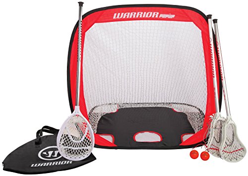 Warrior-Mini-Lacrosse-Target-Pop-Up-Set-with-Travel-Bag-Orange-One-Size-0