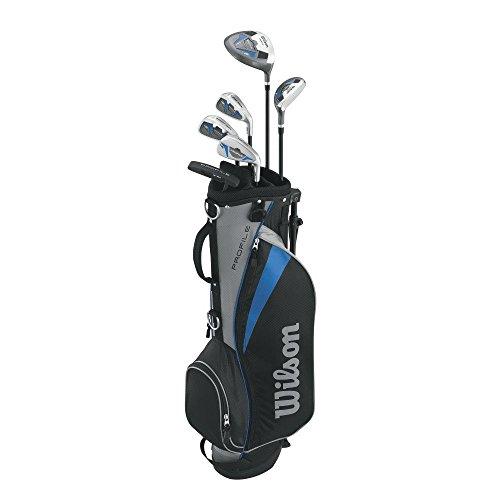 Wilson-Mens-2015-Profile-Junior-Complete-Package-Golf-Set-0