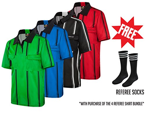 Winners-Sportswear-4-Color-Referee-Jersey-Special-including-Free-Referee-Socks-0