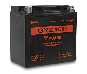 """ The GYZ16H allows for the use of high-powered accessories on powersports vehicles."
