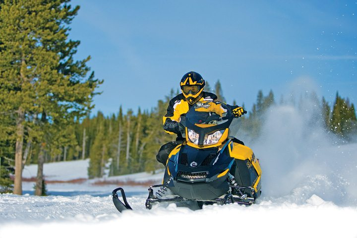 Ski-Doo unveils two new chassis for 2013 models | Powersports Business