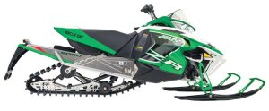 ZR now designates Cat's trail sleds.