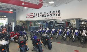 "Ernie ""Louie"" Gardner and his son Matthew opened Glen Burnie Motorsports on March 1."