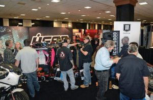 The inaugural East Regional Showcase was well attended by dealers who stock products from Parts Unlimited and Drag Specialties.