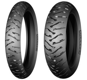 The Michelin Anakee III is certified for use on the 2013 BMW R 1200 GS.