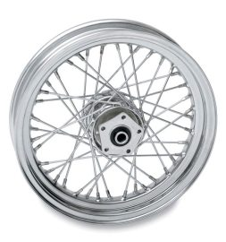 Drag Specialties has released new 40-spoke OEM replacement laced wheels.