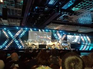 The Yamaha Viking is officially introduced at the Yamaha dealer meeting in Las Vegas June 11, 2013.
