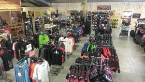 Besser's Bike Barn in Sauk Rapids, Minn., expected sales of 200-250 new and pre-owned units in its first year, but had already topped the 300 mark in December. Besser's opened after owner Lorin Besser sold his Honda House dealership in St. Cloud. In addition to selling a range of pre-owned units, the dealership relies on sales of PG&A.