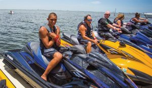 WaveRunner customers will be able to consider the familiar, automobile-like lease plans.