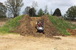 Got Gear Motorsports in Ridgeland, Miss., encourages customers to get out and ride in the dirt whenever possible.