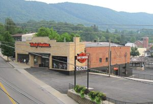 Cole Harley-Davidson is located in Bluefield, W.Va., a city that relies heavily on the coal mining industry.