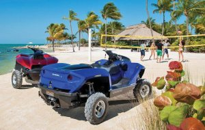 Gibbs expects the Quadski XL to pull in a broader base of customers than it has seen with its standard Quadski.