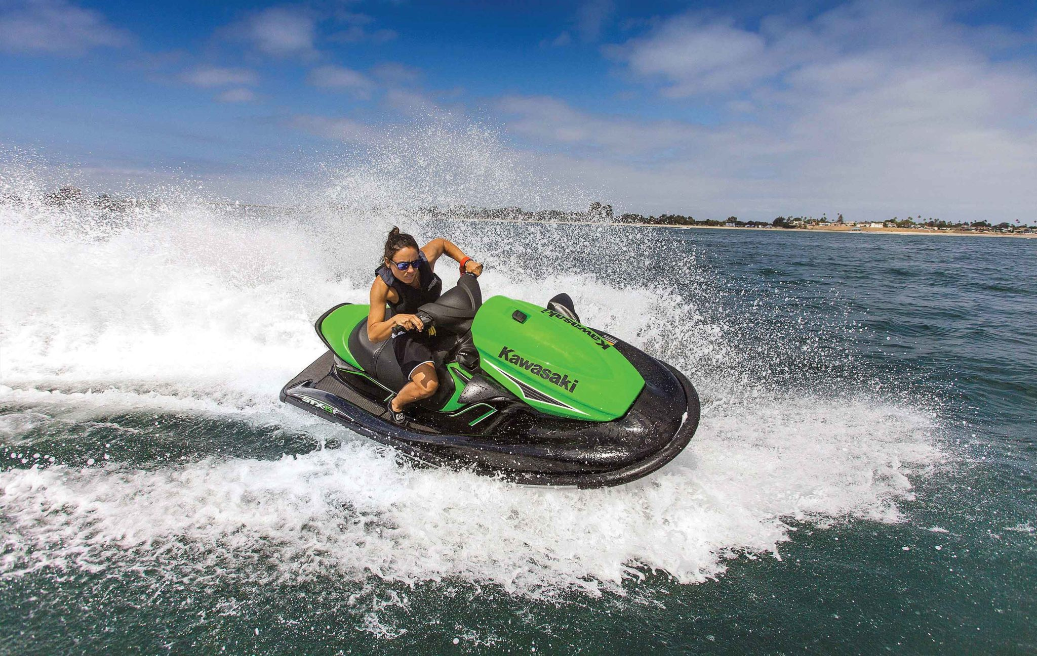 Kawasaki S 2015 Jet Ski Lineup Revealed Powersports Business