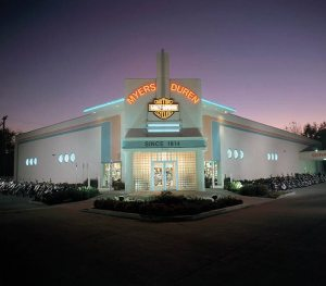 Myers-Duren Harley Davidson, established in 1914, offers the only Harley-Davidson Riding Academy in Oklahoma.