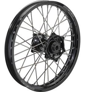 Moose Racing's complete XCR Wheel.