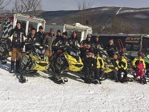 Ingles Performance, one of the Northeast's top snowmobile race teams, earned a second straight Pro Snocross championship, riding Ski-Doo MXZ snowmobiles.